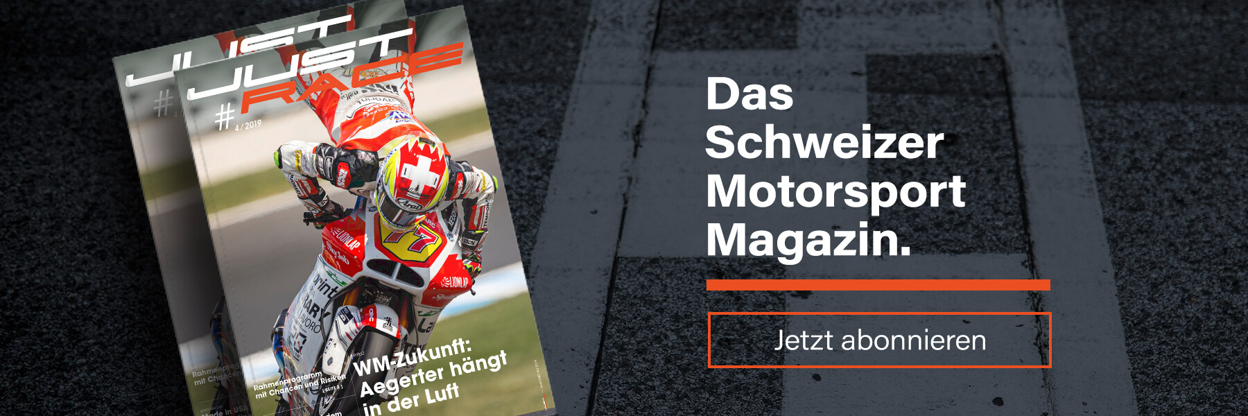 just race Magazin